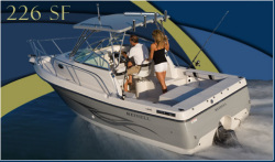 Reinell Boats - 226 SF