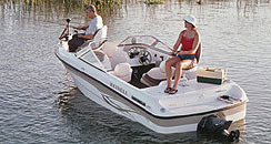 2010 - Reinell Boats - 186 FNS