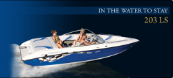 2011 - Reinell Boats - 203 LS