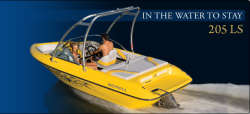2011 - Reinell Boats - 205 LS