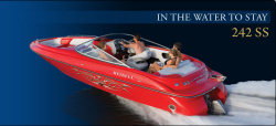 2011 - Reinell Boats - 242 SS