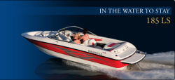2011 - Reinell Boats - 185 LS