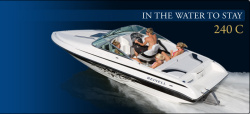 2011 - Reinell Boats - 240 C
