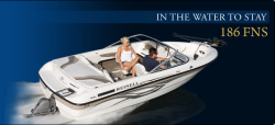 2013 - Reinell Boats - 186 FNS