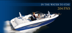 2013 - Reinell Boats - 204 FNS