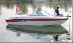 Reinell Boats 198FNS 2007