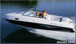 Reinell Boats 200C 2007