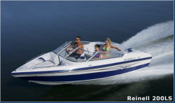 Reinell Boats 200LS 2007