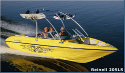 Reinell Boats 205LS 2007