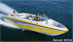 Reinell Boats 207LS 2007