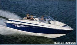 Reinell Boats 220LSE 2007