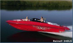 Reinell Boats 240LS 2007