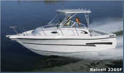 Reinell Boats 226SF 2007