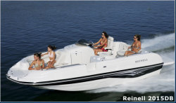 Reinell Boats 2015DB 2007