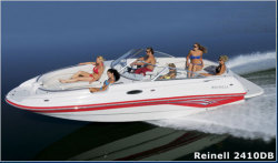 Reinell Boats 2410DB 2007