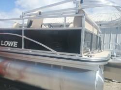 2018 - Lowe Boats - Ultra 162 Fish & Cruise