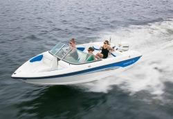 2017 - Rinker Boats - 18QX IO  OB FS