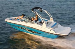 2018 - Rinker Boats - QX21 BR