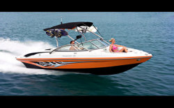 2009 - Rinker Boats - 226 Captiva XL