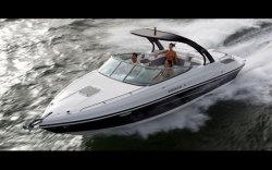 2009 - Rinker Boats - 276 Captiva Cuddy