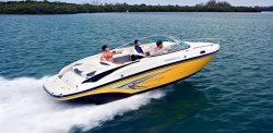 2009 - Rinker Boats - 246 Captiva Cuddy