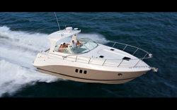 2009 - Rinker Boats - 380 Express Cruiser