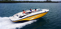 2011 - Rinker Boats - 246 Captiva Cuddy
