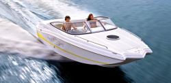 2011 - Rinker Boats - Captiva 220 MTX CC