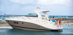 2011 - Rinker Boats - Express Cruiser 360