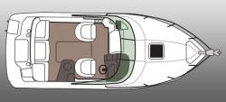 2012 - Rinker Boats - Captiva 230 CC