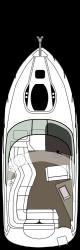2015 - Rinker Boats - Express Cruiser 310 LE