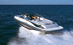 Rinker Boats 226 Captiva Bowrider Boat