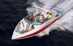 Rinker Boats 262 Captiva Bowrider Boat