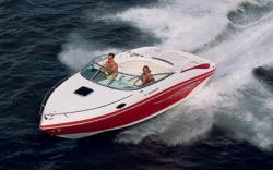 Rinker Boats 246 Captiva Cuddy Cuddy Cabin Boat