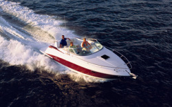 Rinker Boats 230 Atlantic Cuddy Cabin Boat