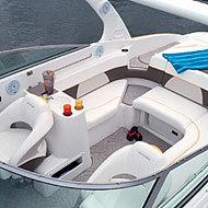 Rinker Boats 262 Captiva Cuddy Cuddy Cabin Boat