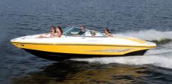 2008 - Rinker Boats - 226 Captiva Bowrider