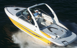 Rinker Boats - 262 Captiva Cuddy