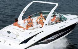 Rinker Boats - 296 Captiva Cuddy