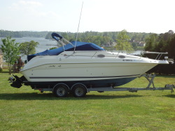 1997 - Sea Ray Boats - 250 Sundancer