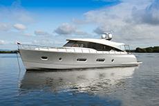 2020 - Riviera Boats - 66 Sedan