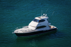2013 - Riviera Boats - 63 Enclosed Flybridge