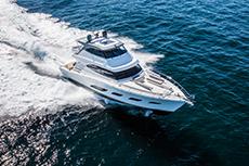 2018 - Riviera Boats - 72 Sports Motor Yacht