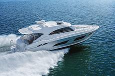 2020 - Riviera Boats - 4800 Sport Yacht