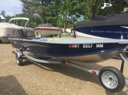 2018 - G3 Boats - Guide V16 XT