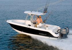 2010 - Robalo Boats - R240