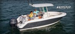 2015 - Robalo Boats - R222
