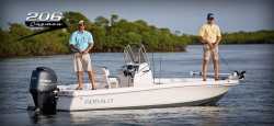 2018- Robalo Boats - 206 Cayman