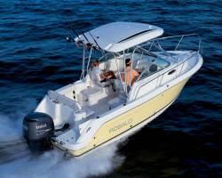 Robalo Boats R225 Walkaround Boat