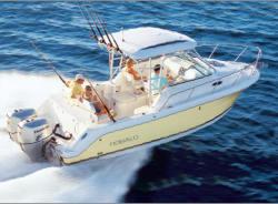 Robalo Boats R245 Walkaround Boat
